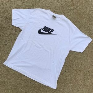 Vintage 2000's Nike Swoosh T Shirt